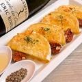 料理メニュー写真カマンベールチーズパン粉焼き