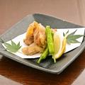料理メニュー写真比内地鶏 唐揚げ