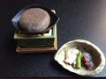 料理メニュー写真石焼