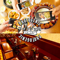フォトジェ肉 新大久保店の写真