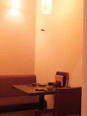 増設した2名用個室。デートや記念日に♪