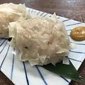 料理メニュー写真自家製☆ジャンボ焼売 (2ヶ)