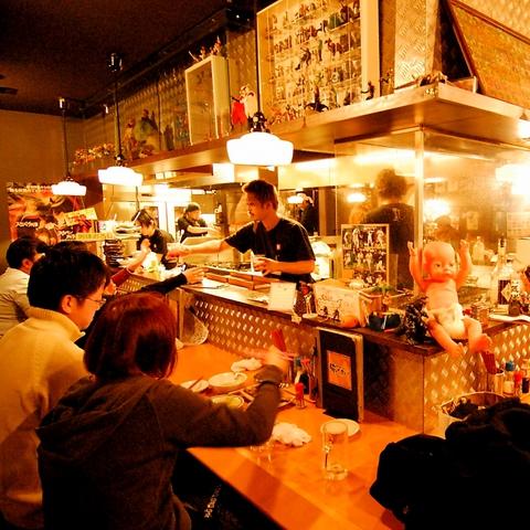 吉祥寺の激安居酒屋半兵ヱ。気軽に飲みに来てほしいから食べ飲み放題が90分1480円~