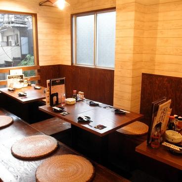 ちゃい九炉 浜松町 芝大門店の雰囲気1