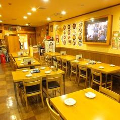 韓国料理 韓流館 新橋店の雰囲気3