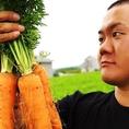 美味しい野菜を作ってくれている北海道真狩村金丸農園さん☆