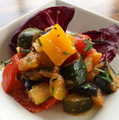料理メニュー写真カポナータ(野菜のトマト煮込み)