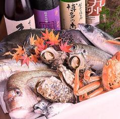 肉と鮮魚の九州うまいもん処 ふくえ