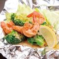料理メニュー写真海老とブロッコリーの特製海老マヨソース