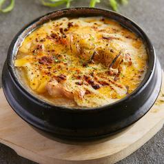 料理メニュー写真チーズチムタク