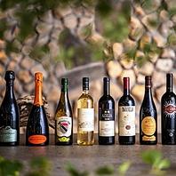ソムリエが厳選したイタリア北部・中部のワイン