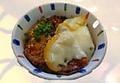 料理メニュー写真ラクレットチーズ豚丼