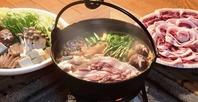 各種お鍋も大人気!宴会にもってこいです!