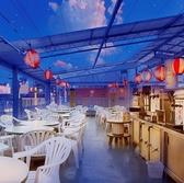 屋上ビアガーデン 牡蠣小屋 焼肉 ユニオンの雰囲気2