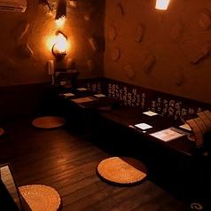 カーヴ隠れや 米子店の雰囲気1
