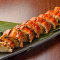 料理メニュー写真うなぎ一本寿司