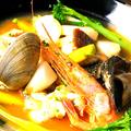 料理メニュー写真『市場直送魚介類使用!!シェフ自家製ブイヤベース』