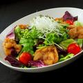 料理メニュー写真若鶏の中華風サラダ