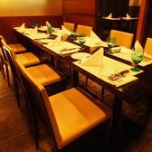 接待・食事会に~人数・シーンに応じてお席をご用意いたします。本格フレンチで大切なゲストをおもてなし。季節の厳選コース5000円~