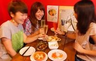 マーフィーズde女子会!3hお料理7品2970円(税込)!