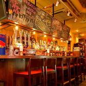 【サク飲み・デート・女子会に】カウンター席・ハイチェアテーブル席・テーブルソファー席をあらゆるシーンにお好みのお席をどうぞ!