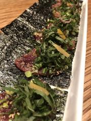 牛タンと鰯と酒菜 ニジールの写真