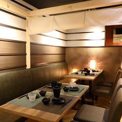とちぎ和牛と肉寿司 かわらや 宇都宮店の雰囲気1