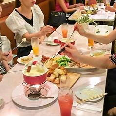 期間限定☆チーズフォンデュ食べ放題や肉寿司食べ放題コースが新登場!