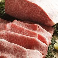 岐阜が生んだ名産「飛騨牛」を贅沢に調理。