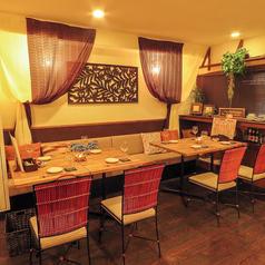 アジアンバル Enak Kitchenの雰囲気1