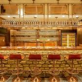 【チェコカウンター】当店の正面入り口を入るとスグに見えるのがチェコカウンターです!日本ビールの元祖といわれる、チェコのピルスナービールが目の前でお楽しみいただけます♪