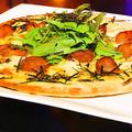 料理メニュー写真スパイシーピザ