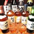 新松戸で自慢のウィスキーの品ぞろえ!!中々飲むことのできないプレミアムウィスキーも多数ご用意しております!少人数でのフロア貸切も大歓迎!たくさんの人で、試飲会もできちゃう!