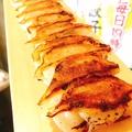 料理メニュー写真【映え!】板盛り焼餃子(24ヶ)