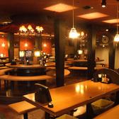 友人同士の飲み会や女子会などにおすすめなお席となっております!当店は利用シーンに合わせたお席をご用意しております◎少人数様~団体様まで幅広くご案内可能◎和の雰囲気を漂う、どこかホッと落ち着く空間でゆったりとお食事とお話をお愉しみ頂けます。秋葉原で駅チカ居酒屋をお探しなら当店へ!