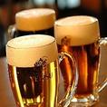 エビスビールで乾杯☆