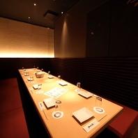浅草駅徒歩1分でゆったり個室でくつろげる居酒屋!