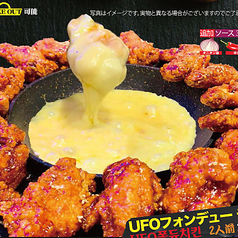 昼耕夜鶏 ジュギョンヤダック チキン&ポチャ 高田馬場店のおすすめ料理1