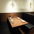 ◆3F◆4名様用テーブル席◆