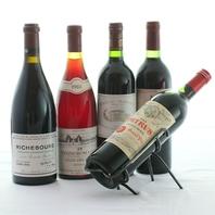 ワインリストが豊富