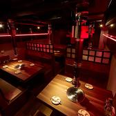 3階個室席(禁煙)/20名様~大小宴会が可能な空間です。御予約の際にはお問い合わせください!!お気軽にご相談承ります。