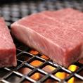 ランチコースは1850円(税抜)~ご用意しております。当店自慢の銘柄牛をお昼から贅沢にお楽しみください。