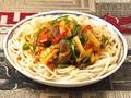 料理メニュー写真ラグメン(あんかけ麺(手打ち麺))