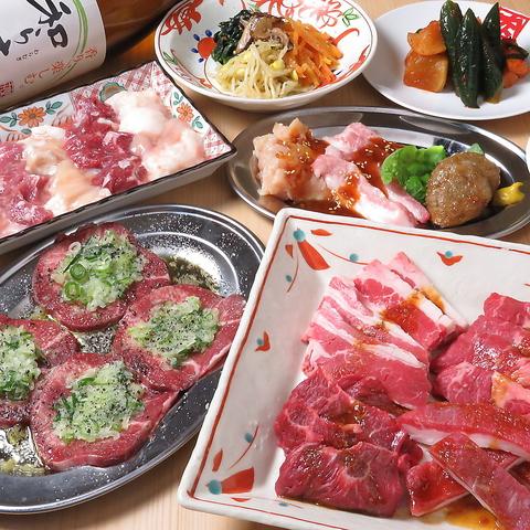 【1日1組限定!】3F貸切専用!肉乃屋コース(全6品) 4000円(税込)