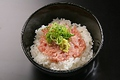 料理メニュー写真ネギトロ丼