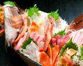 料理メニュー写真その日水揚げされた魚介類のみ!超新鮮!! ≪函館盛り≫