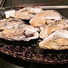 料理メニュー写真【人気ベスト5】1位⇒牡蠣バター