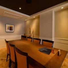 個室も広々!雰囲気も抜群です。
