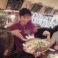 """料理メニュー写真市場直送!【新鮮な明石の鮮魚を""""丸ごと一匹""""豪快に】"""