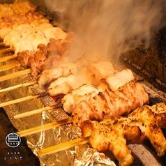 炭火串焼 とりみやのおすすめ料理1